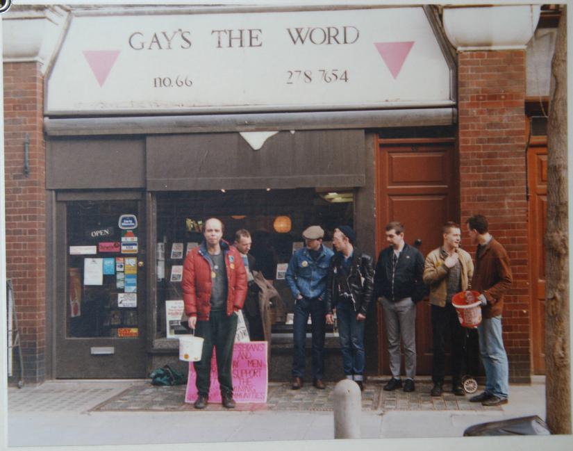 Delving Deep into Queer King's Cross