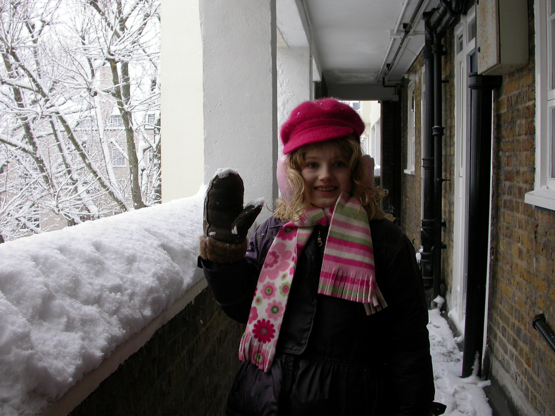 Guest blog: Katie Devlin, 17, Somers Town